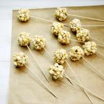 Popcorn am Stiel