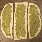 Pistazien-Marzipan-Hefezopf