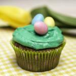 Magische Möhrchen-Cupcakes
