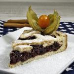 Crostata di Visciole - italienischer Kirschkuchen